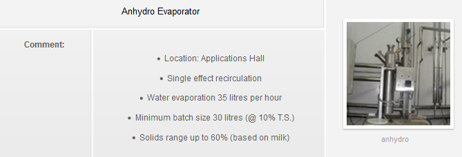 Anhydro Evaporator