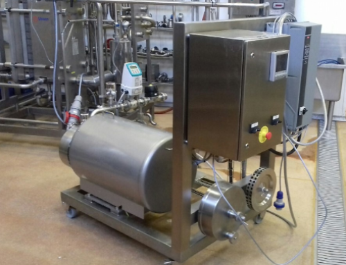 The Next Generation in Mixing and Heating Technology has Arrived in MTL